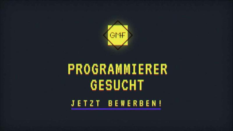 Programmierer-Job bei Freunden